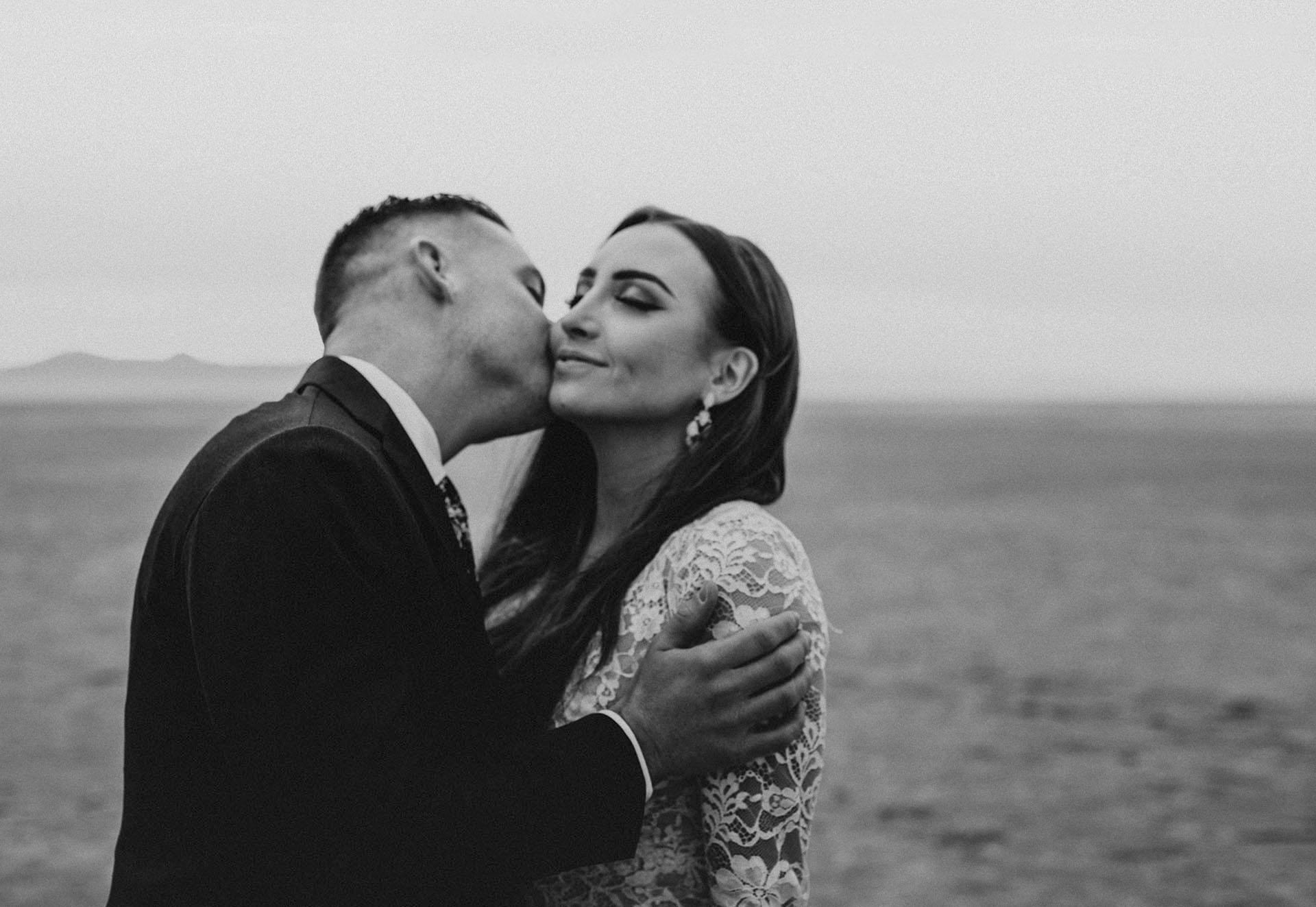 antelope island, bridal, first look, love